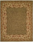Kalaty Florence FR-631 Green Closeout Area Rug