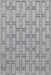 Momeni Fresco FRE-3 Grey Area Rug