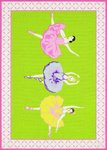 Dalyn Fun Time FT30 Lime Closeout Area Rug - Spring 2010