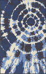 Dalyn 4Ever Young FV12 Navy Closeout Area Rug - Spring 2012