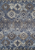 Dalyn Gala GA10 Navy Area Rug