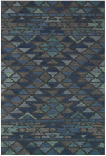 Loloi Gemology GQ-03 Navy / Grey Area Rug
