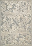 Nourison Graphic Illusions GIL01 GYCAM Grey/Camel Area Rug