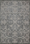 Nourison Graphic Illusions GIL05 GRY Grey Area Rug