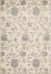 Nourison Graphic Illusions GIL06 IV Ivory Area Rug