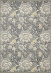 Nourison Graphic Illusions GIL10 GRY Grey Area Rug