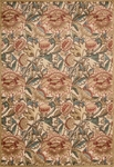 Nourison Graphic Illusions GIL10 LGD Light Gold Area Rug