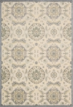 Nourison Graphic Illusions GIL12 IV Ivory Area Rug