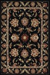 Dalyn Galleria GL4 Black Closeout Area Rug - Spring 2012