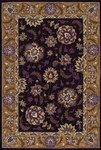 Dalyn Galleria GL5 Eggplant Closeout Area Rug - Spring 2012