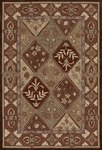Dalyn Galleria GL7 Chocolate Closeout Area Rug