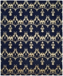 Allara Grant NT-1006 Midnight Blue Area Rug