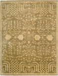 Nourison Grand Estate GRA02 MSH Mushroom Area Rug