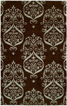 Kalaty Gramercy GR-672 Chocolate Closeout Area Rug