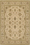 Nourison Eastern Gate GT01 IVI Ivory/Ivory Closeout Area Rug