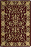 Nourison Eastern Gate GT03 BUR Burgundy Closeout Area Rug