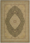 Nourison Eastern Gate GT04 GRE Green Closeout Area Rug