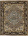Feizy Goshen 0640F Smoke/Grey Area Rug