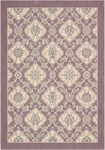 Barclay Butera Lifestyle Hinsdale HIN04 VIOLE Violet Closeout Area Rug