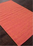 Jaipur Highlanders HL15 Cassey Pumpkin Orange & Fuchsia Closeout Area Rug