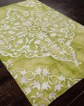Jaipur Heritage HR03 Chantilly Willow Bough & Bright Chartreuse Closeout Area Rug