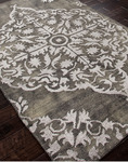 Jaipur Heritage HR04 Chantilly Ebony & Cloudburst Area Rug