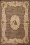 Nourison Heritage Savonnerie HS04 COF Coffee Closeout Area Rug