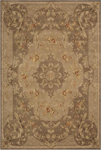 Nourison Heritage Savonnerie HS05 TAU Taupe Closeout Area Rug