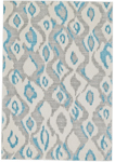 Feizy Harlow 3316F Mist Area Rug