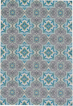 Feizy Harlow 3319F Sea Glass Area Rug