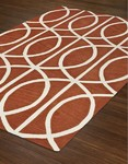 Dalyn Infinity IF5 Pumpkin Area Rug