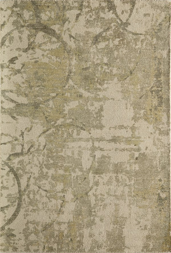 Momeni Illusions Il 01 Olive Green Area Rug