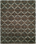 Allara Indranagar DR-1000 Brown Area Rug