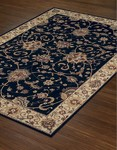 Dalyn Imperial IP111 Black Area Rug