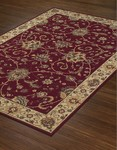 Dalyn Imperial IP111 Burgundy Closeout Area Rug