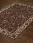 Dalyn Imperial IP111 Chocolate Closeout Area Rug