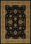 Dalyn Imperial IP530 Black Closeout Area Rug - Spring 2010