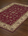 Dalyn Imperial IP531 Red Closeout Area Rug