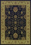 Dalyn Imperial IP8020 Black Closeout Aeea Rug