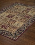 Dalyn Imperial IP81 Burgundy Closeout Area Rug