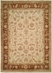 Kalaty Ismir IS-761 Ivory/Brown Closeout Area Rug