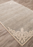 Jaipur Timeless JAT22 Belladonna Brindle Lambswool Closeout Area Rug
