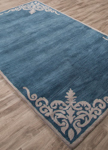 Jaipur Timeless JAT23 Belladonna Midnight Dove Closeout Area Rug