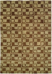 Allara Jagraon AG-1000 Multi Earth Tones Area Rug