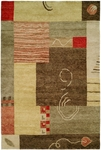 Allara Jagraon AG-1004 Multi Earth Tones Area Rug