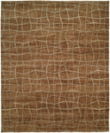 Allara Jagraon AG-1007 Brown Area Rug
