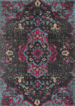 Momeni Jewel JW-02 Charcoal Area Rug