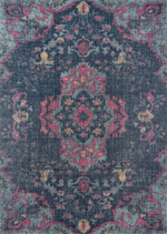 Momeni Jewel JW-02 Denim Area Rug