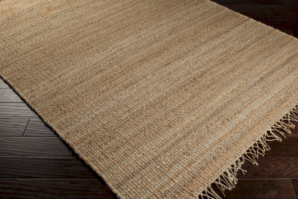 Surya Jute Natural Jute Natural Wheat Area Rug