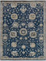 Loloi Kensington KG-08 Midnight Area Rug